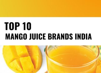 best mango juice brands