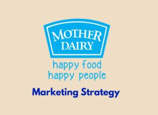 marketing strategy mother dairy