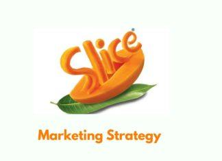 marketing strategies of slice