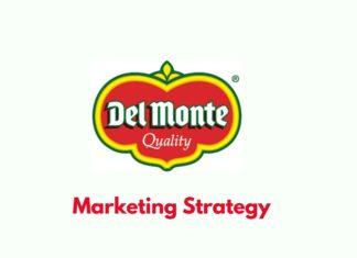 marketing strategy del monte