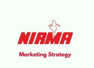 marketing strategy of nirma