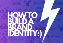 steps build brand identity