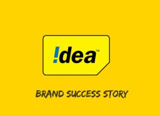 success journey of idea brand