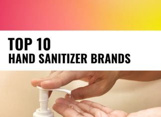 best hand sanitizer brands