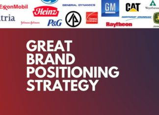 brand positioning strategy examples
