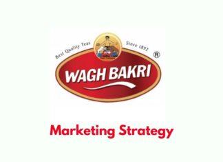 marketing strategies of waghbakri