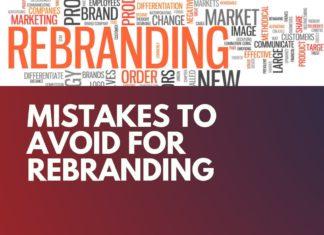 mistakes avoid for rebranding