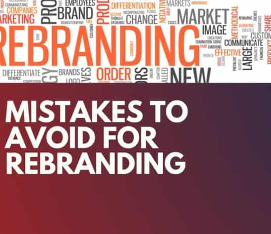 mistakes avoid for rebranding