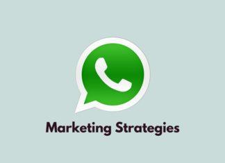 marketing strategies of Whatsapp App