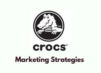 crocs marketing strategies