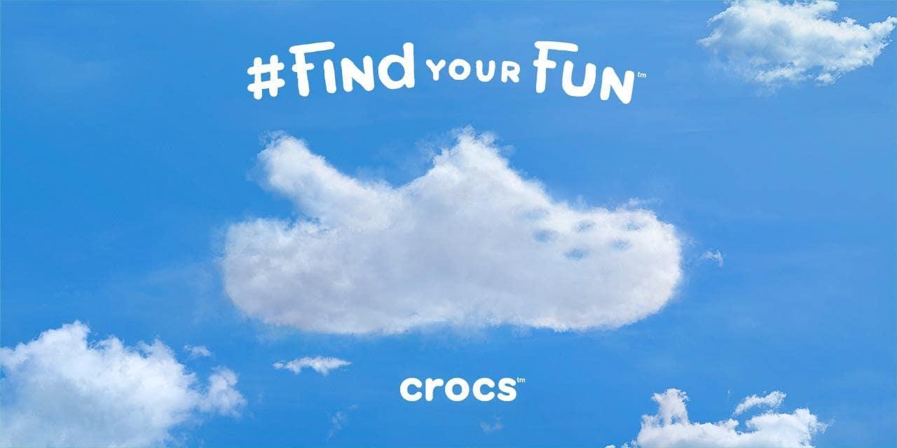 Crocs Print ads