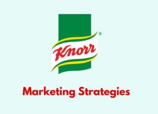 knorr marketing strategies
