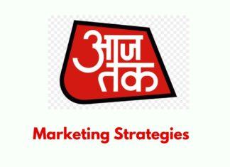 marketing strategies of aajtak channel
