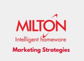 Marketing Strategies of Milton