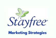 Marketing Strategies of Stayfree Brand
