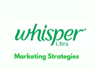 Marketing Strategies of Whisper