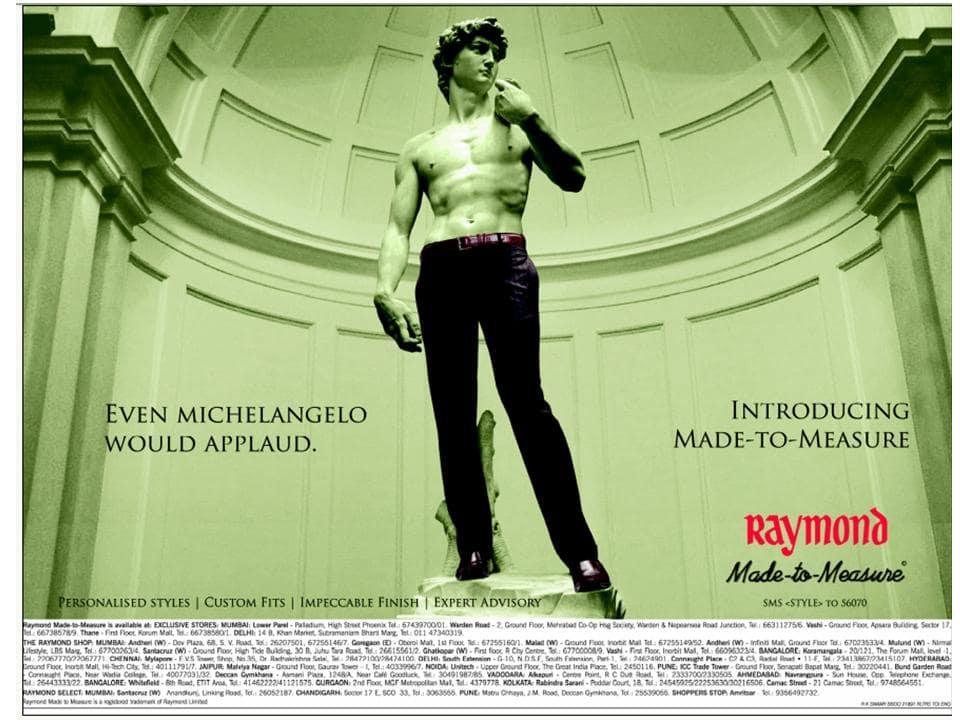 raymond ads