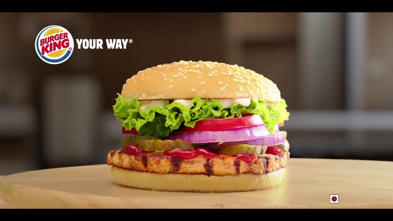 burger king Creative ads