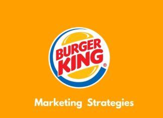 burger king Marketing Strategies