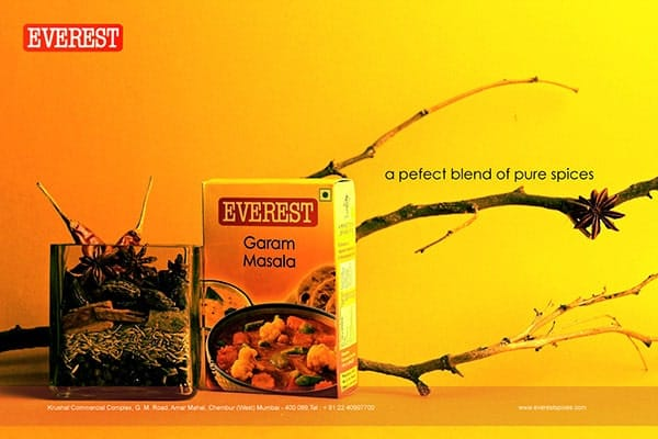 everest creative print ads