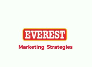 Marketing Strategies of Everest