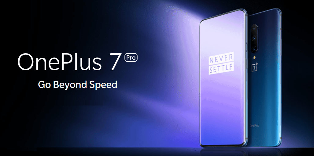 one plus 7 official image