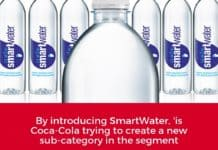 cocacola smart water campaigns