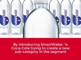 cocacola smart water campaigns