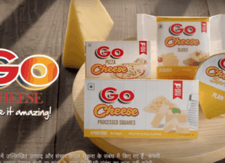 go cheese new Campaign