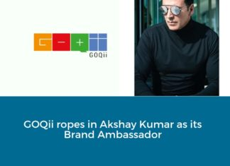 goqii brand ambassador akshay kumar