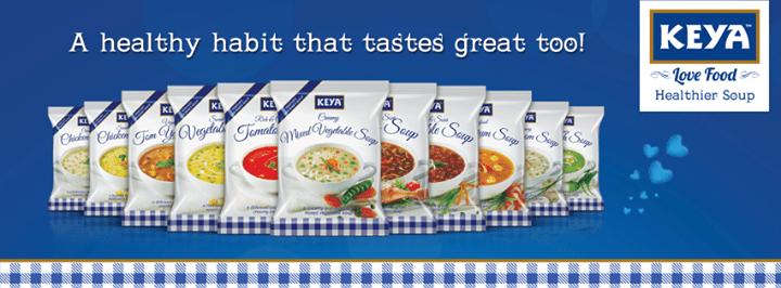 keya brand ads
