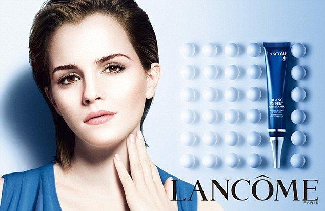lancome ads