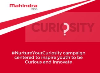 mahindra nurture your Curiosity Campaign