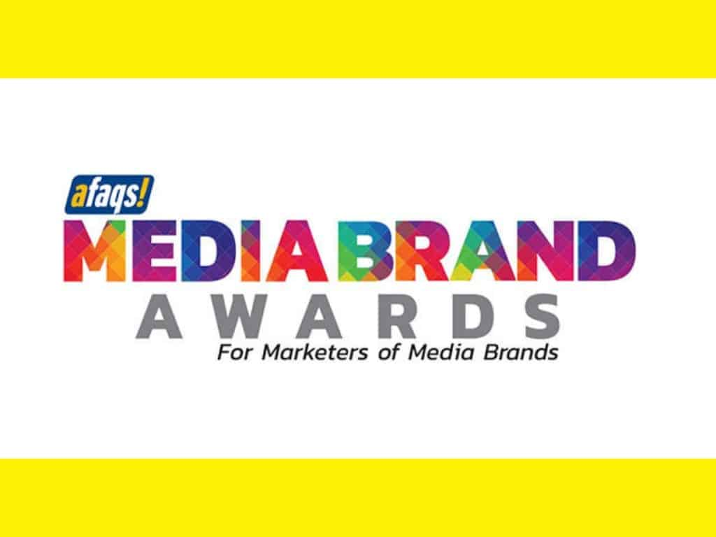 media brand awards winner