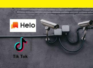 helo tiktok app privacy