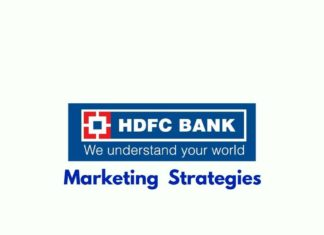 Marketing Strategies of HDFC