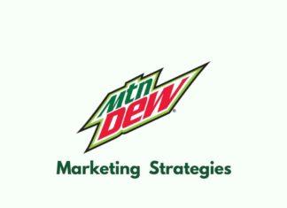 Marketing Strategies of Mountain Dew