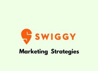 Marketing Strategies of Swiggy