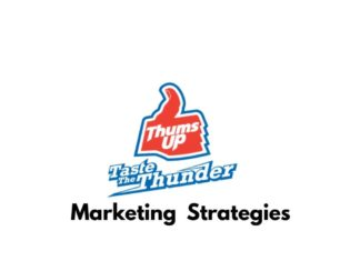 Marketing Strategies of Thums Up