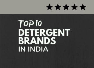 Best Detergent Powder Brands