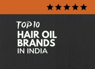 Best Hair Oil brands