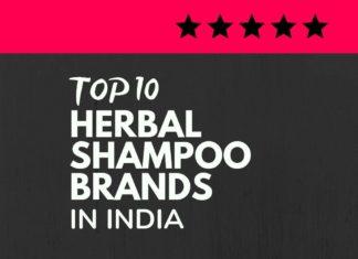 Best Herbal Shampoo Brands