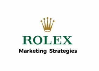 Rolex Marketing Strategies