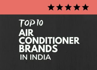 Air Conditioning Brands in India