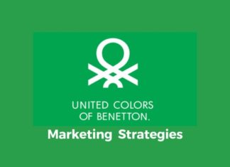 United Colors of Benetton marketing Strategies