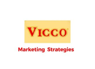 Marketing Strategies of Vicco Brand