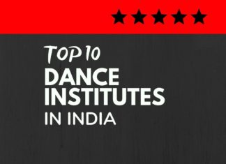 Dance Institutes in India