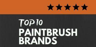Paintbrush brands in India
