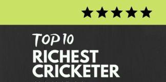 richest cricketer india